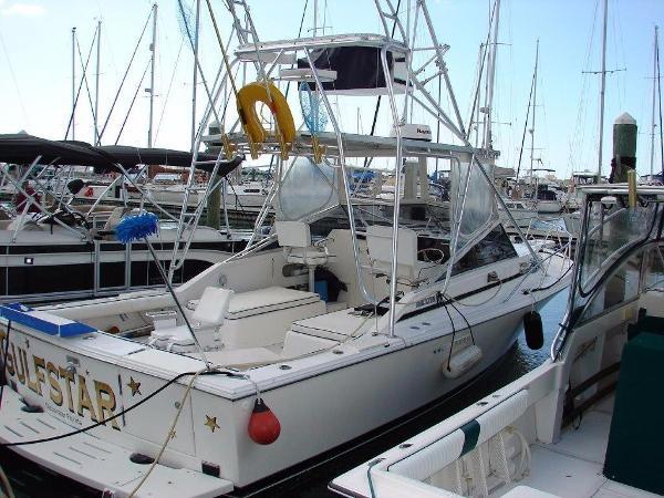Blackfin Combi 29 Profile