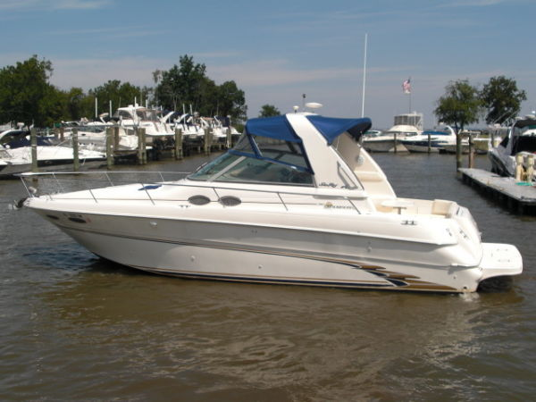 Sea Ray 310 Sundancer Photo 1