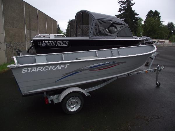 Starcraft 15 Alaskan DLX