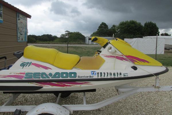 Sea-Doo GTI
