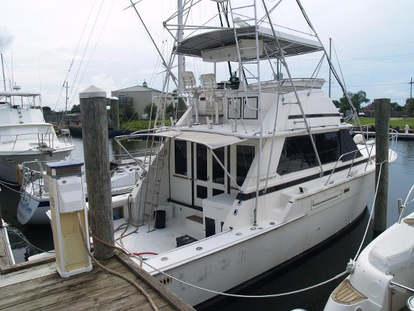 Bertram 42 Sport Fisherman