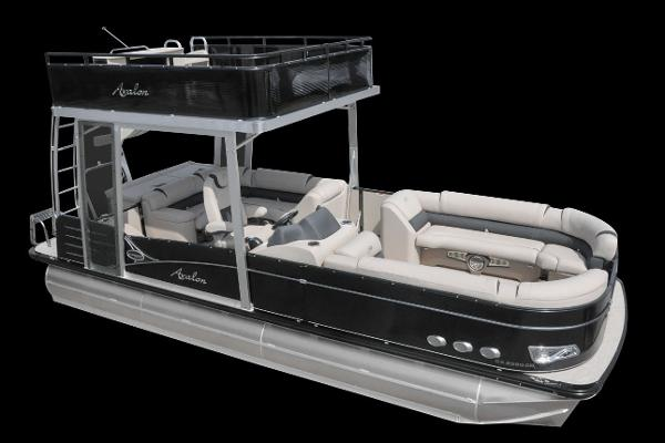 Tahoe Cascade Platinum Funship Entertainer - 27' Manufacturer Provided Image: Manufacturer Provided Image
