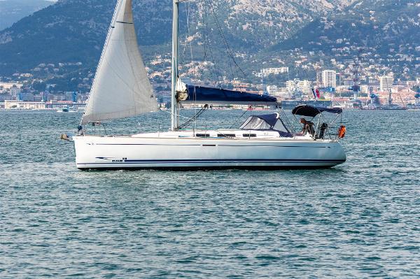 Dufour Dufour 40 profil babord