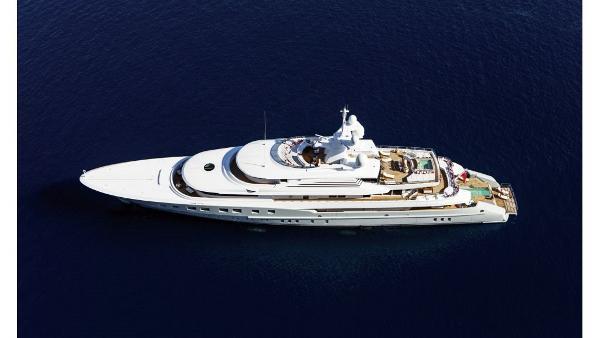 Istanbul Built Mega Yacht