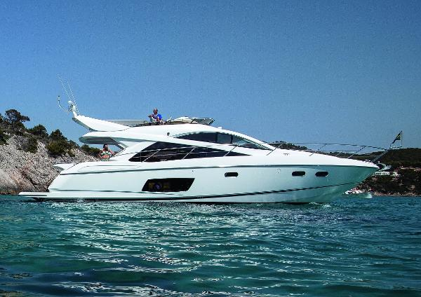 Sunseeker Manhattan 53 Sunseeker Manhattan 53 (Brochure shot)