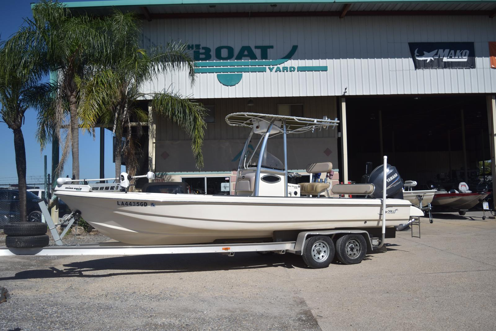 Scout Bay Scout 240