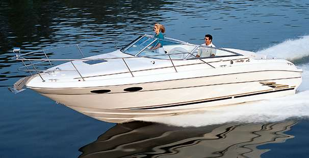 Sea Ray 280 Cuddy Cabin Manufacturer Provided Image