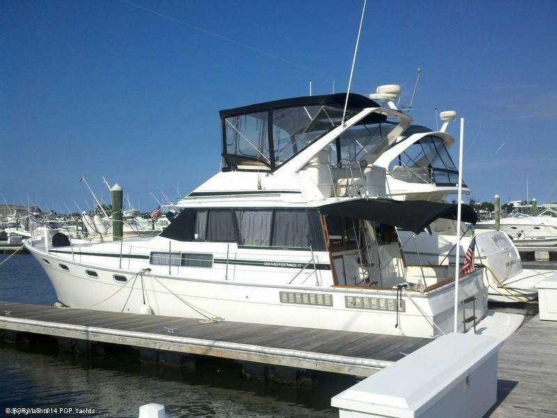 Bayliner 3888 Motoryacht 1991 Bayliner 3888 Motoryacht for sale in Indiantown, FL