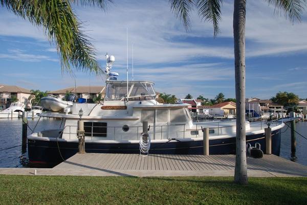 Her Florida Dock