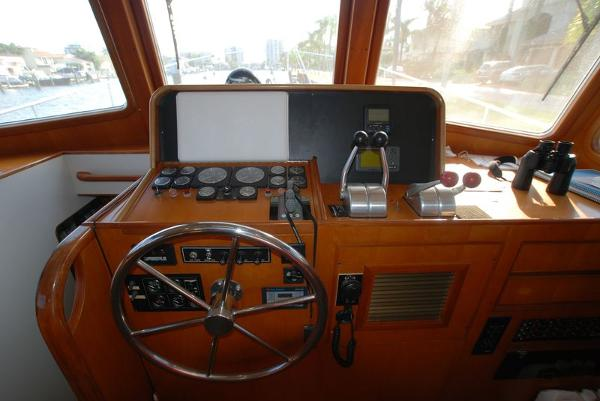 Pilothouse Steering