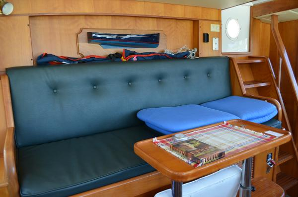 Pilothouse Settee