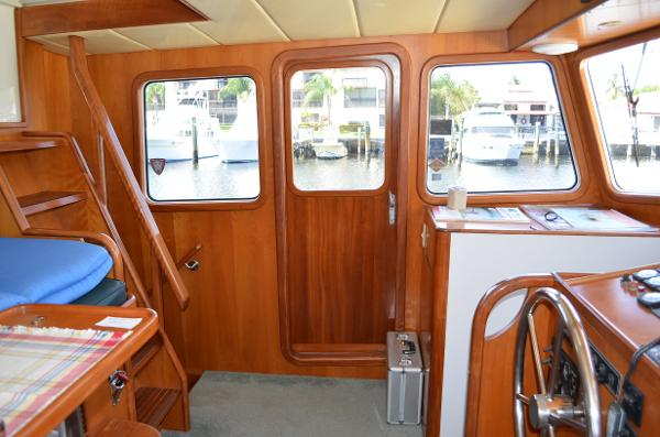 Port Pilothouse Door
