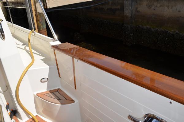 Starboard Side Door