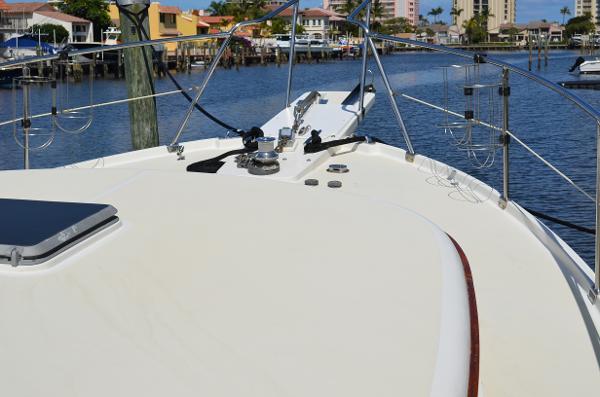 Windlass & Bowsprit