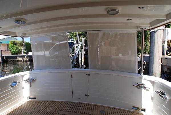 New Sun Shades On Aft Cockpit