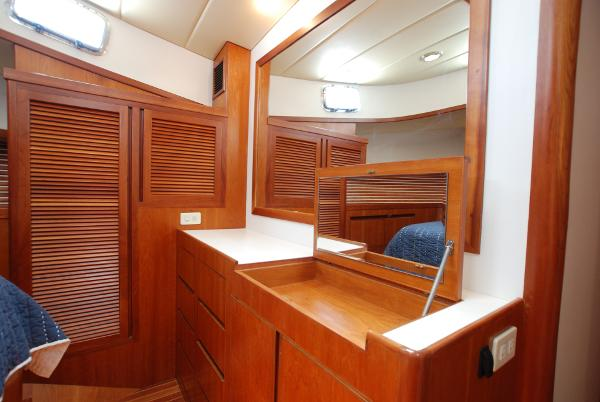 Storage In Owner's Stateroom