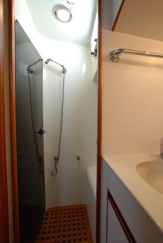 Owner's Separate Shower