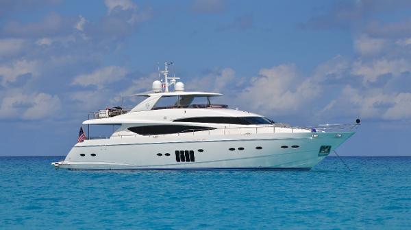 Princess Yachts 95 Motor Yacht 95 Princess Livernano