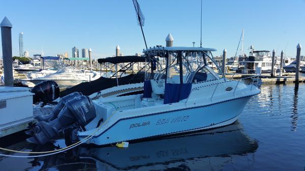Polar Boats 2300 Wa