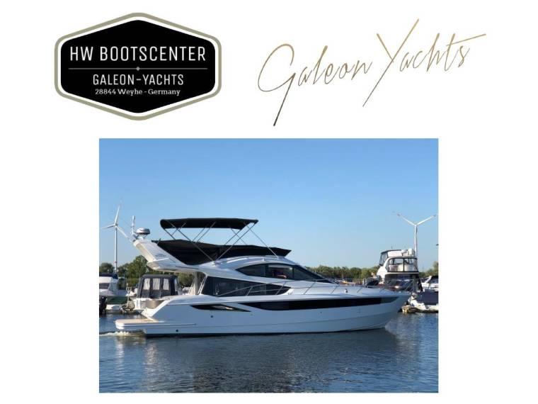 Galeon Galeon  420 FLY Ausstellungsboot