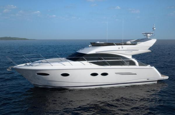 Princess Flybridge 43 Motor Yacht