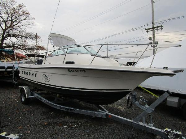 Bayliner Trophy 21 WA