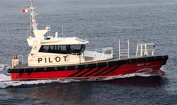 Pilot Baltic Wavepiercer Pilot Boat