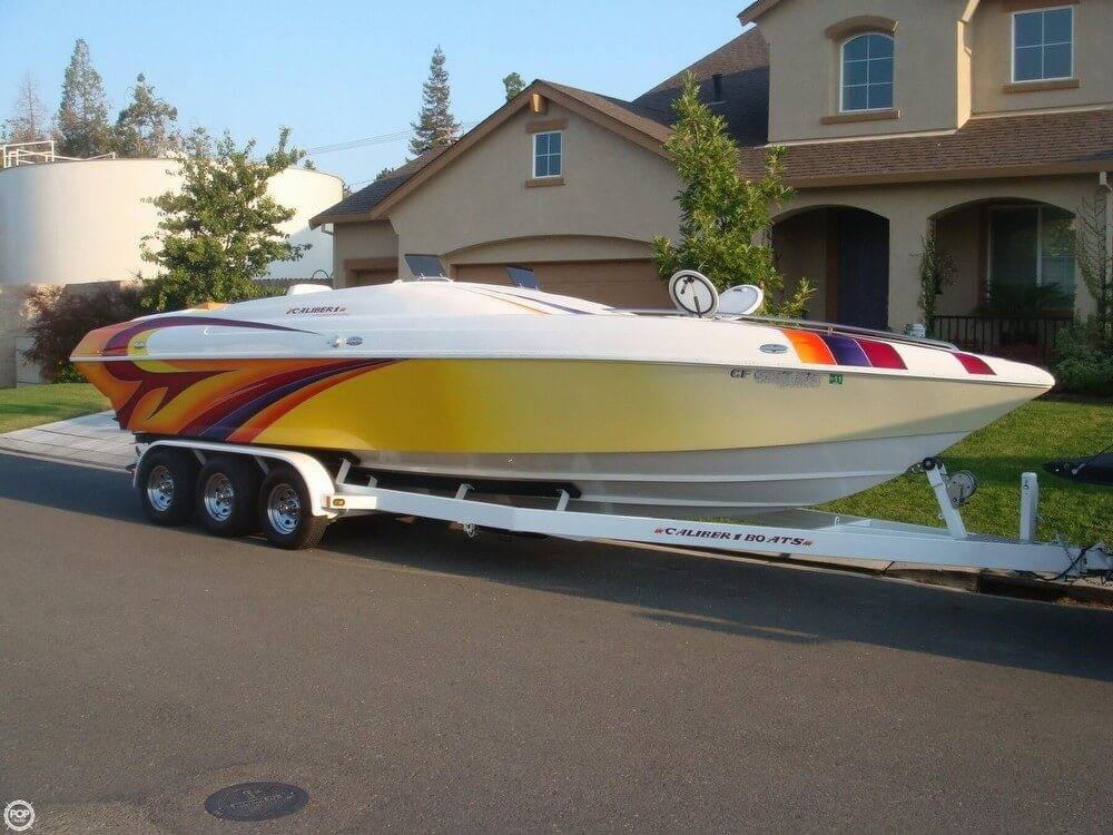 Caliber 1 Boats Thunder Offshore 280 2003 Caliber 1 Thunder Offshore 280 for sale in Discovery Bay, CA