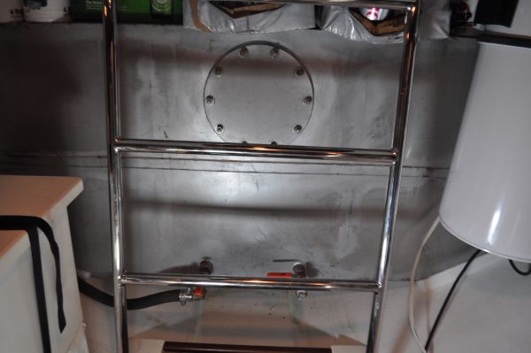 Stainless steel water tank 1