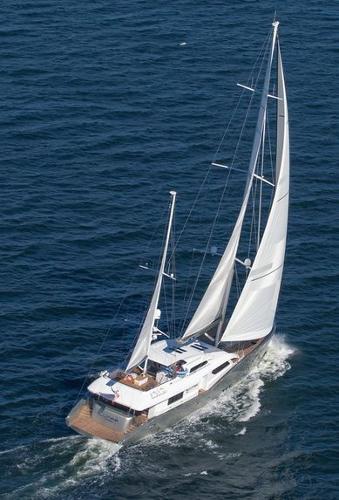 Conrad 115 Lunar Sailing