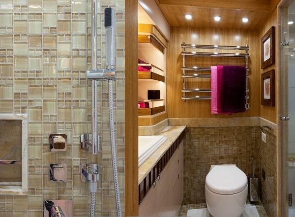 Conrad 115 Lunar Bathroom