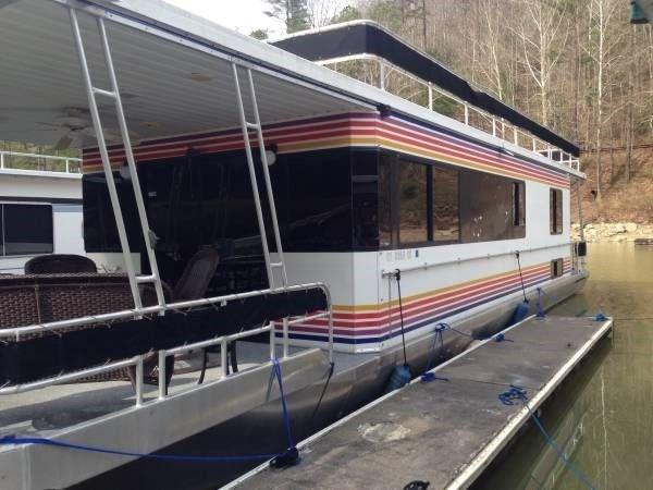 Jamestowner 14 x 54 WB Houseboat