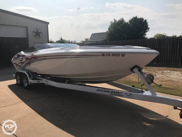 Nordic 25 2004 Nordic 25 for sale in Midlothian, TX