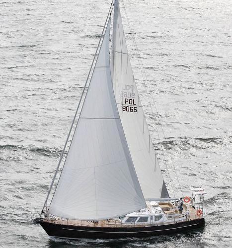 Conrad 66 - Medea Sailing