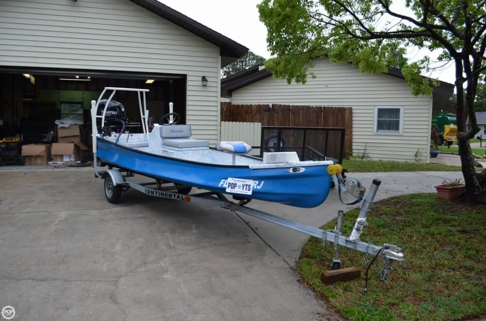 Gheenoe 16 Super 2017 Gheenoe 16 SUPER for sale in Mims, FL
