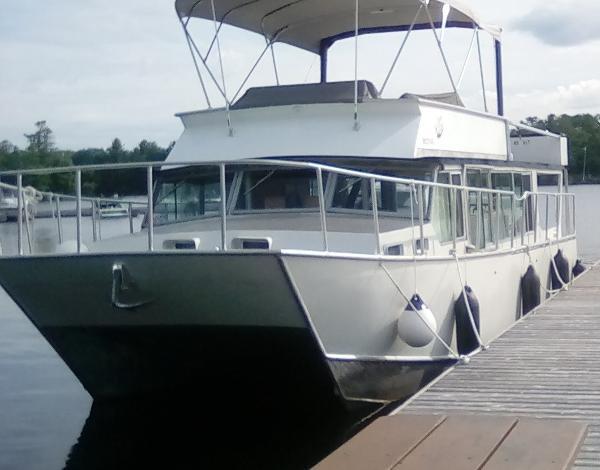 Catamaran 40' Aluminum