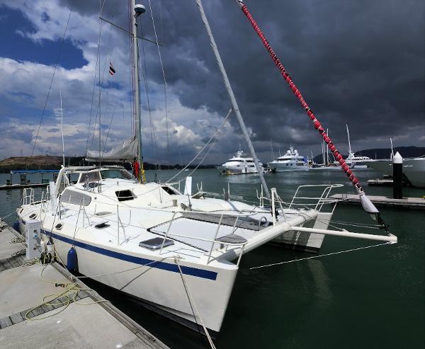 Catamaran Peter Kerr 13m
