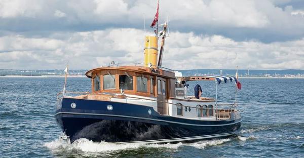 Conrad Classic 58 Cruising