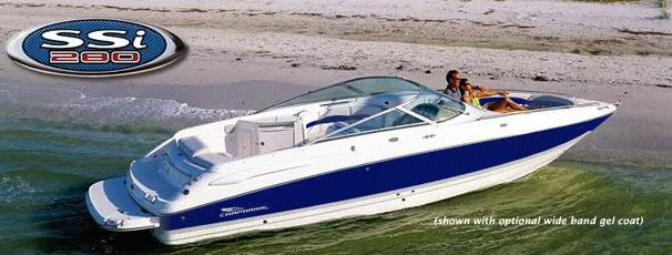 Chaparral 280 SSi Manufacturer Provided Image