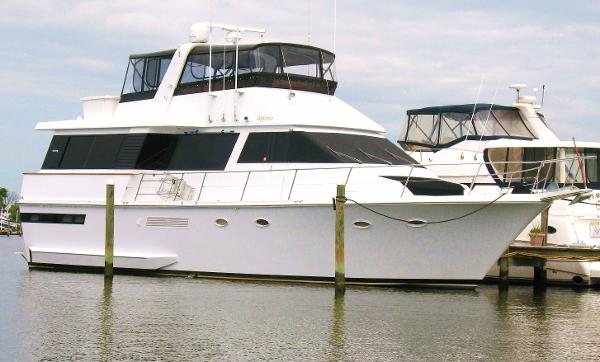 Viking 55 Motor Yacht Widebody 55 Viking 89