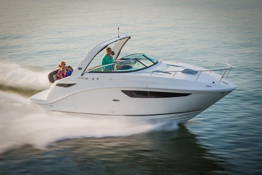 Sea Ray Sport Cruisers Sundancer 260