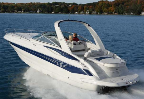 Crownline 315 SCR Manufacturer Provided Image