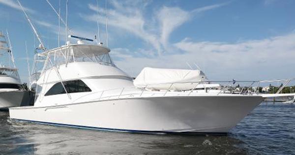 Viking 56' Convertible