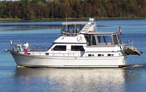 Bestway 43 Trawler