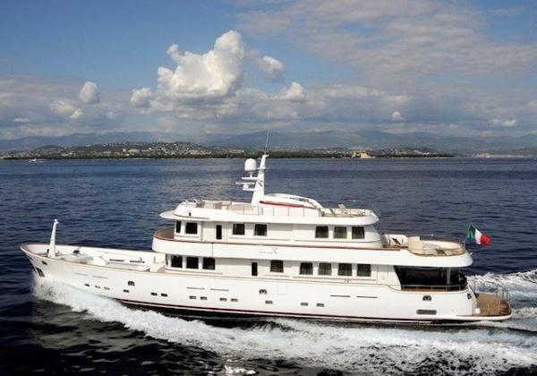 Terranova Yachts Explorer 115