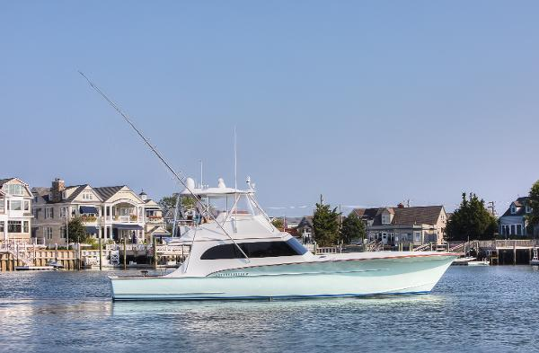 Scarborough 56 Custom Carolina Sportfish