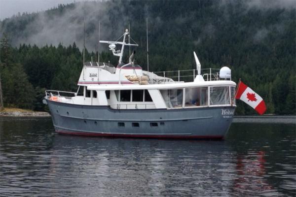 Palmer Johnson Custom Trawler 57' Palmer Johnson Custom Trawler