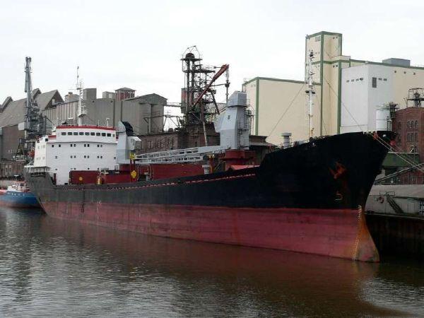 Custom General Cargo Vessel