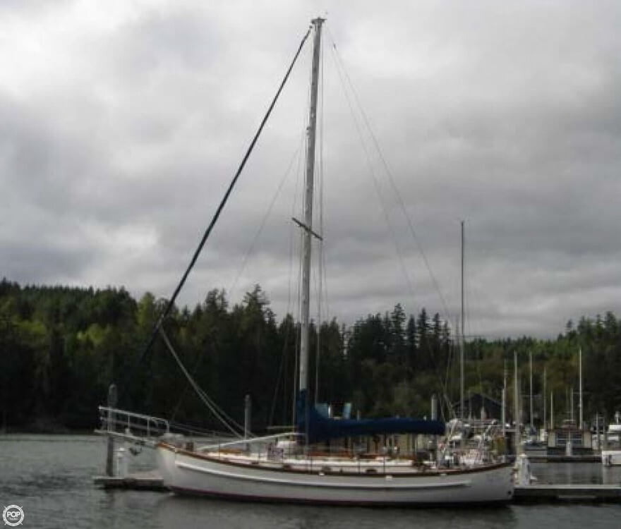 Lord Nelson 41 1981 Lord Nelson 41 for sale in Brinnon, WA