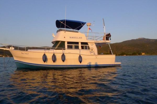 Mainship 390 Trawler